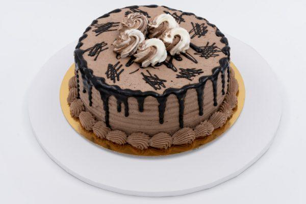 Tejszínes Csokoládé Torta