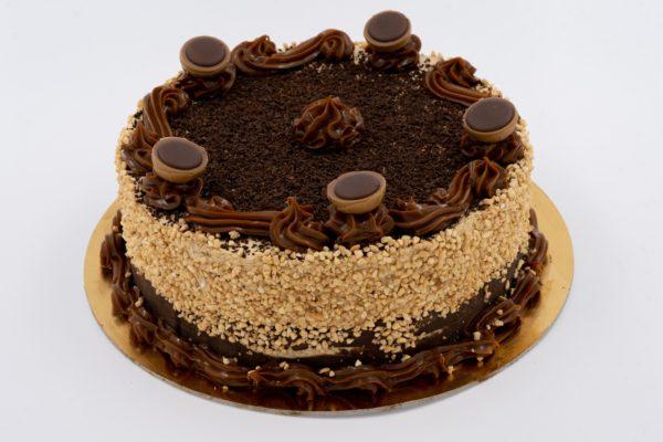 Toffee Torta